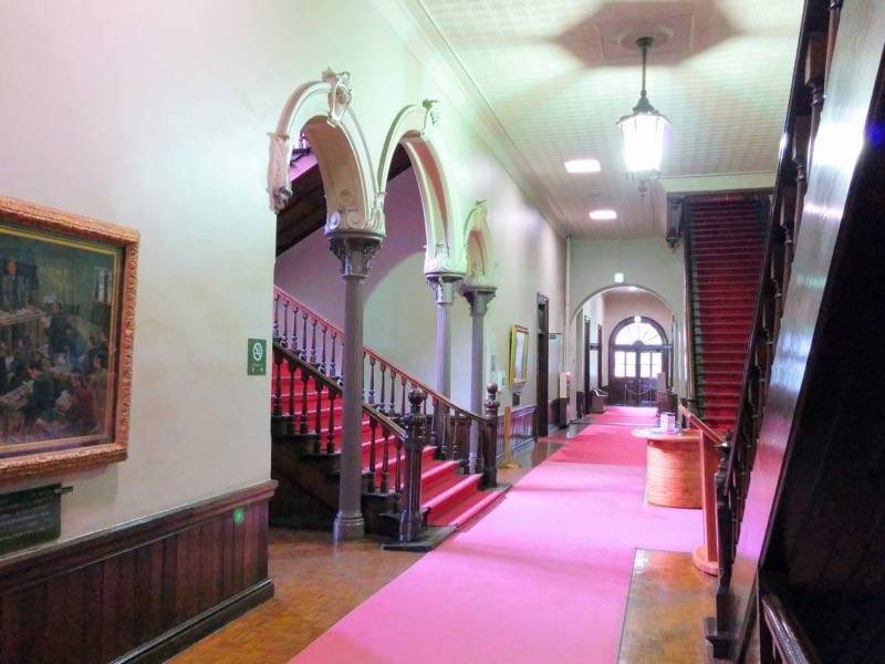 北海道庁旧本庁舎 一階1