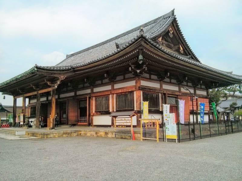東寺 食堂1