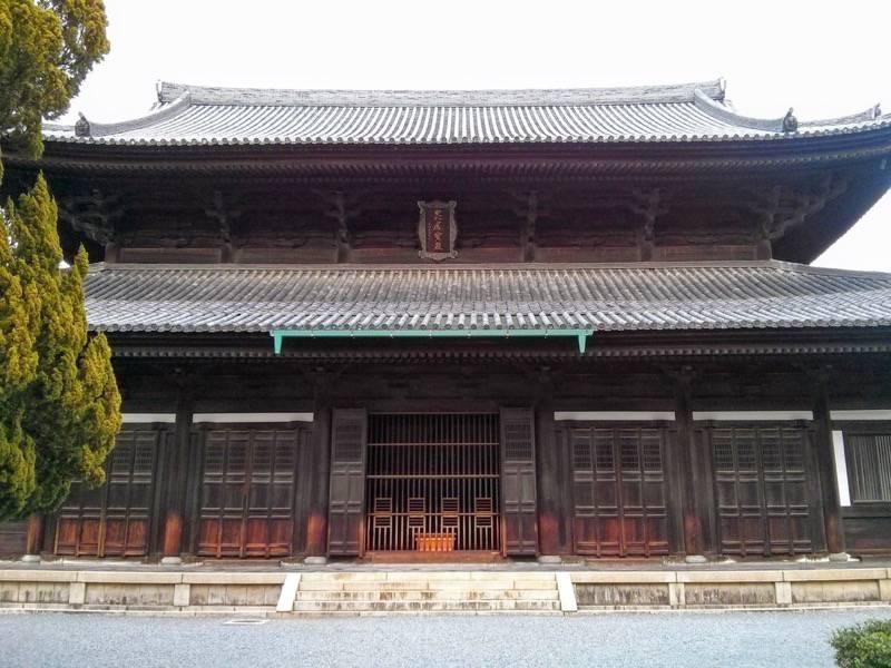 東福寺 本堂3