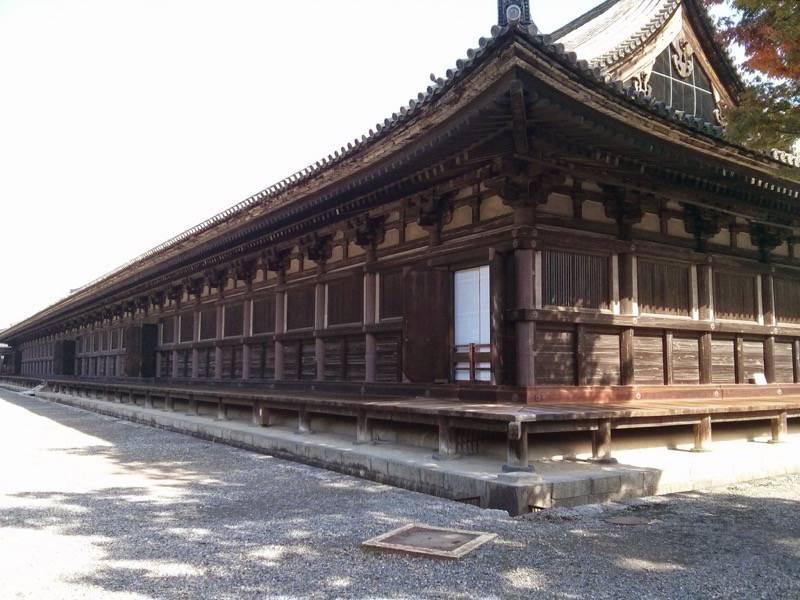 蓮華王院 三十三間堂8