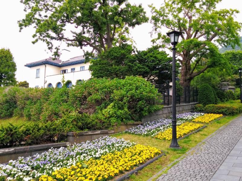 函館市旧イギリス領事館 外観2
