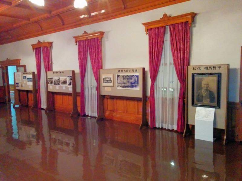 旧函館区公会堂 1F大食堂2