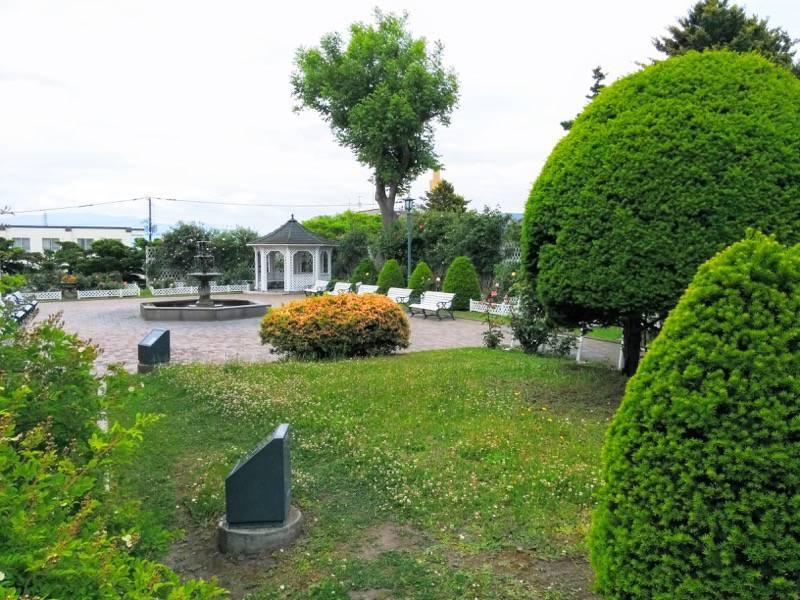 函館市旧イギリス領事館 ガーデン3
