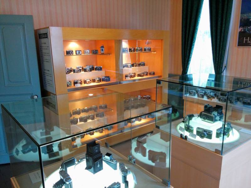 旧函館支庁庁舎 1Fカメラ展示室3