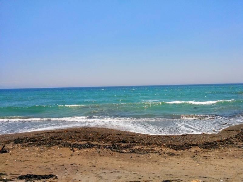 一文字の近くの海岸1