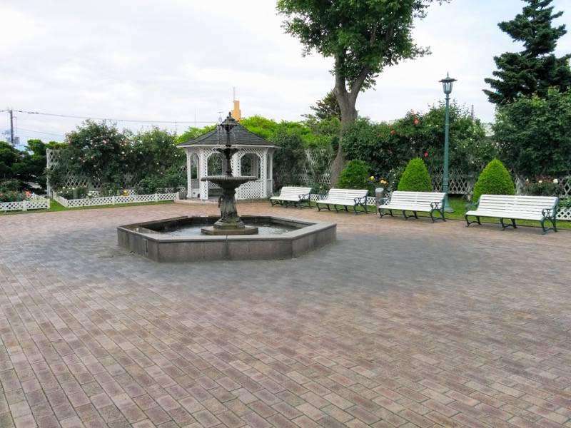 函館市旧イギリス領事館 ガーデン8