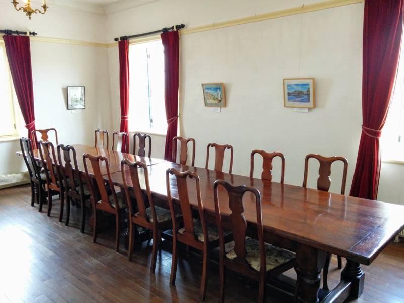 函館市旧イギリス領事館 第1研修室1