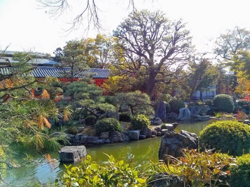 蓮華王院 庭園1
