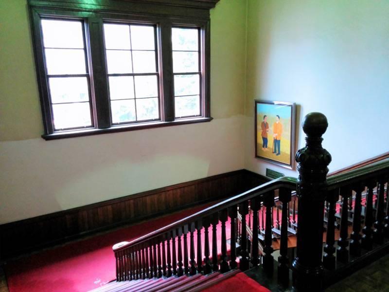 北海道庁旧本庁舎 踊り場