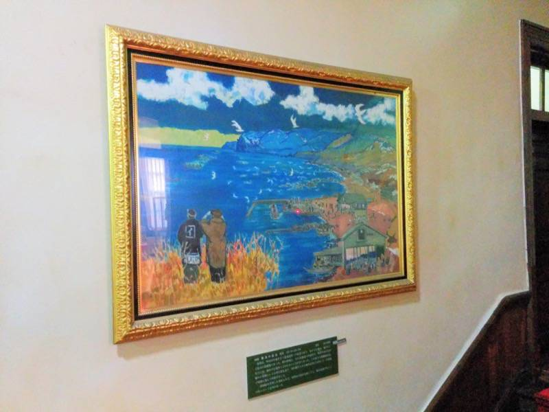 北海道庁旧本庁舎 絵画