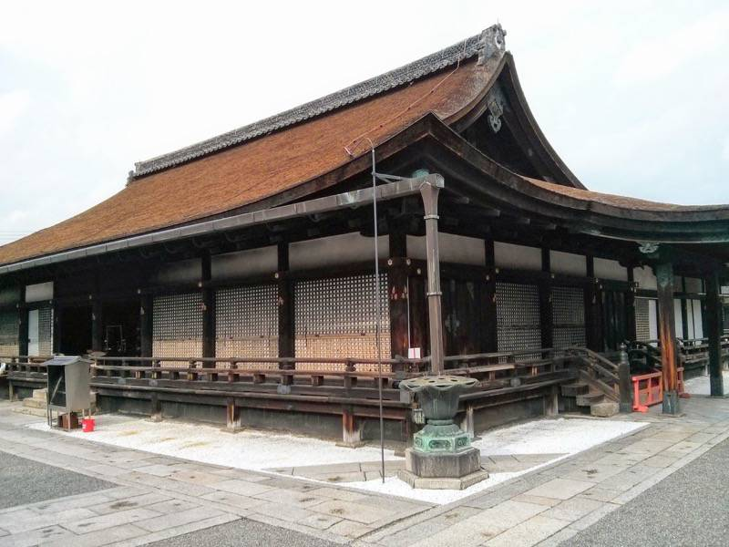 東寺 御影堂2
