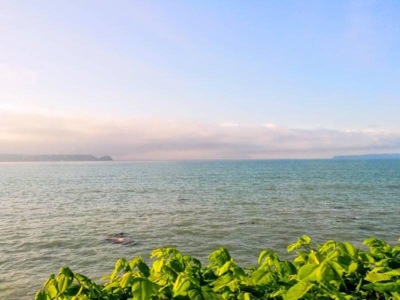 釧路 根室 厚岸の海2