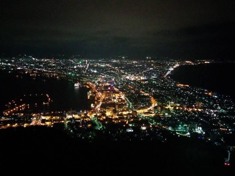 函館山 夜景正面2