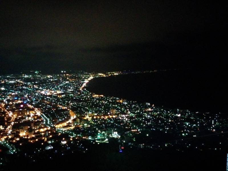 函館山 夜景右