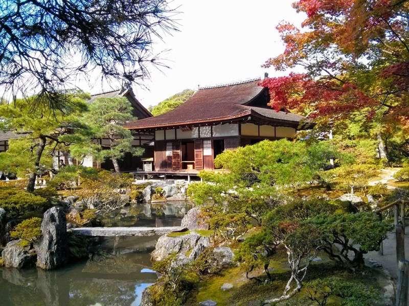 銀閣寺 東求堂1