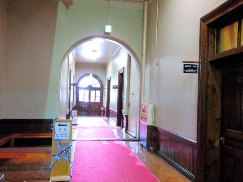 北海道庁旧本庁舎 一階2