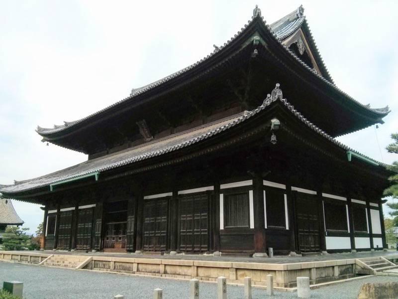 東福寺 本堂2