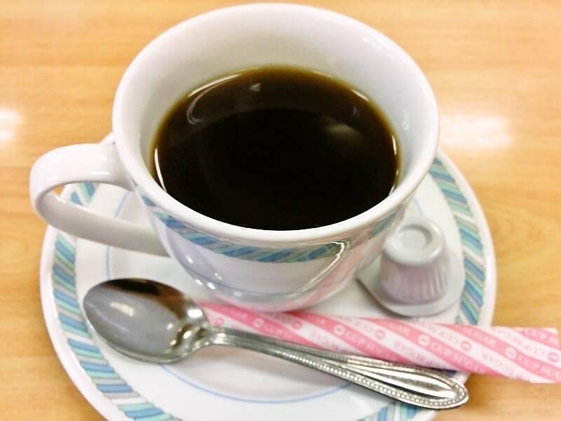 くいしんぼう函館 コーヒー