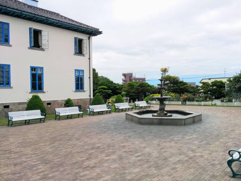 函館市旧イギリス領事館 ガーデン6