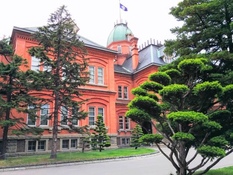 北海道庁旧本庁舎 外観2