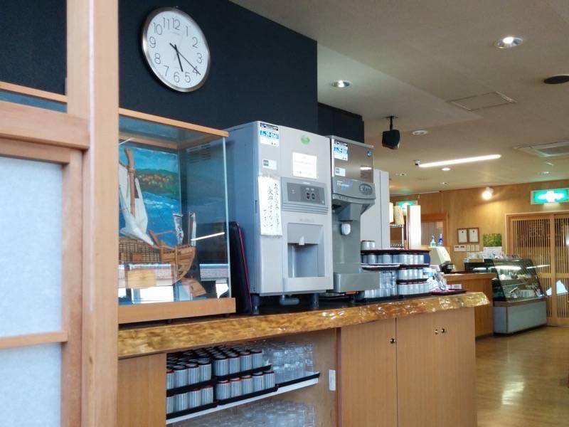 柿崎商店 給水機