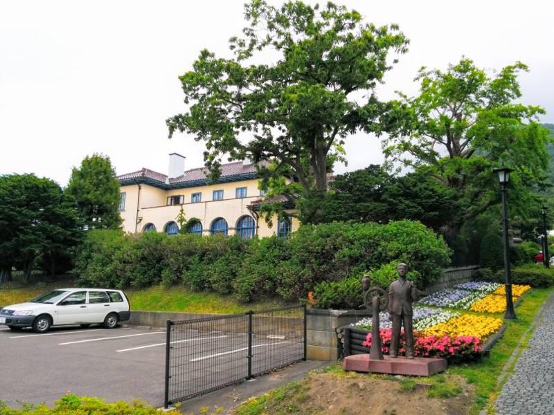 函館市旧イギリス領事館 外観1