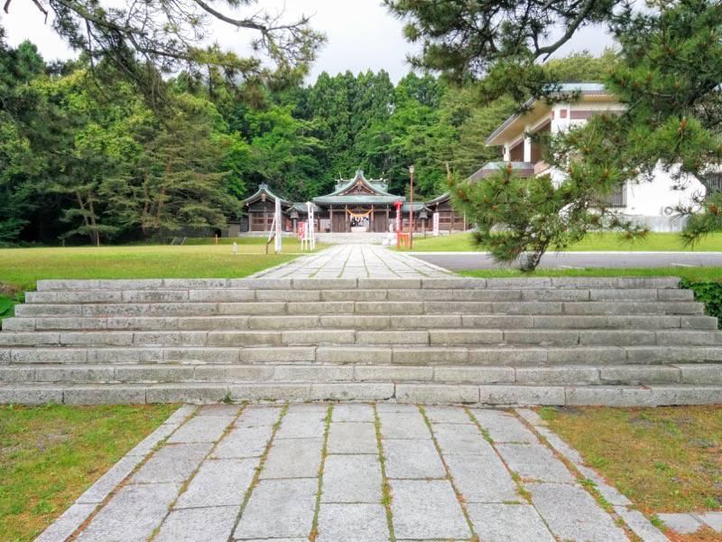函館護国神社1