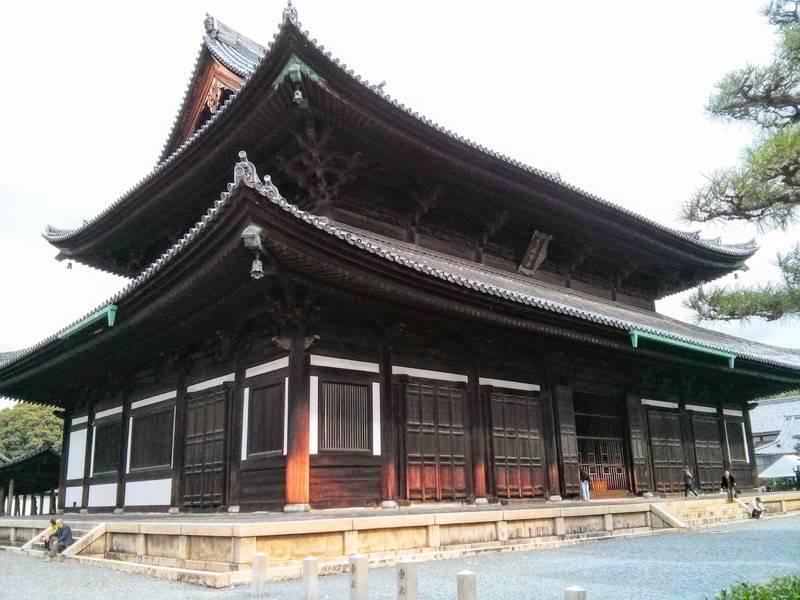 東福寺 本堂1