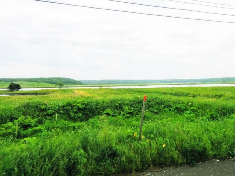 根室 納沙布岬間の景色2