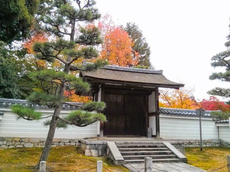東福寺 月下門