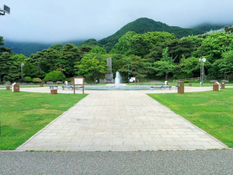 函館公園 広場3