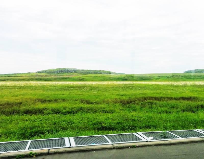 根室 納沙布岬間の景色6