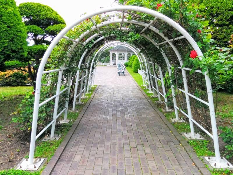 函館市旧イギリス領事館 ガーデン5