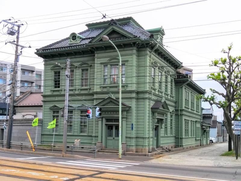 函館元町エリア 相馬株式会社社屋2