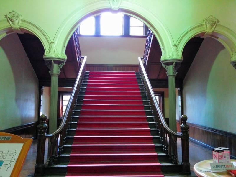 北海道庁旧本庁舎 一階4