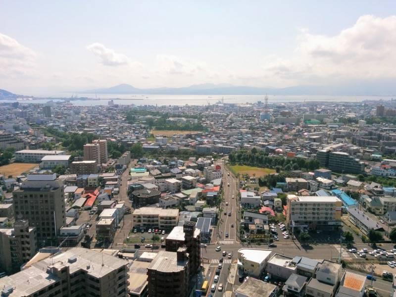 五稜郭タワー 景色1