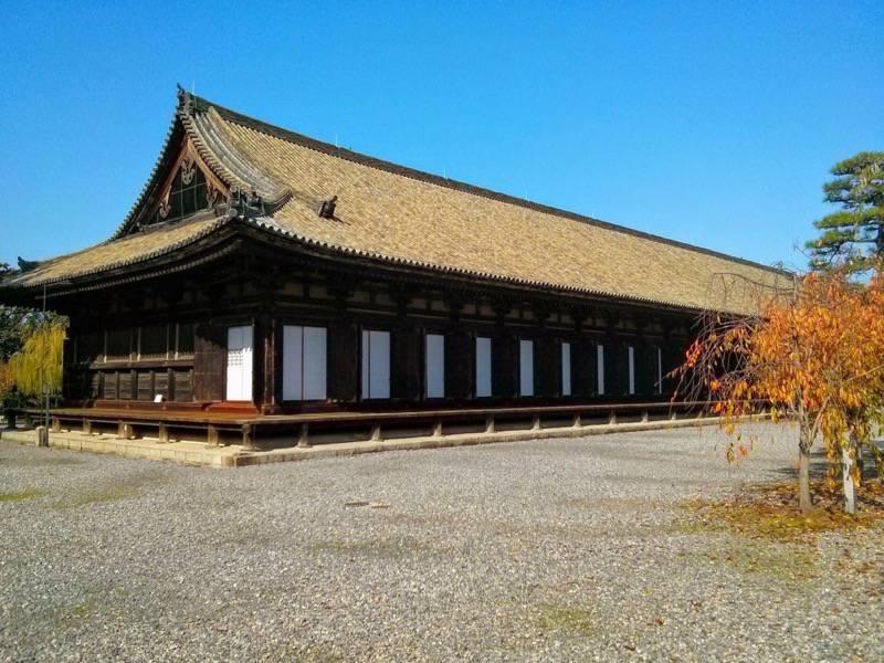 蓮華王院 三十三間堂9