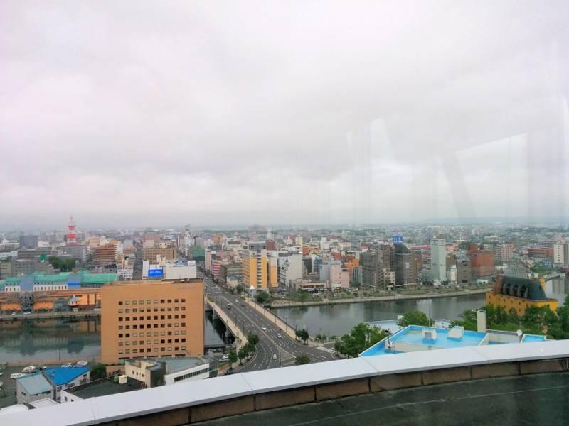 釧路市生涯学習センター 展望台 北側2