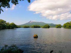 大沼公園-駒ヶ岳