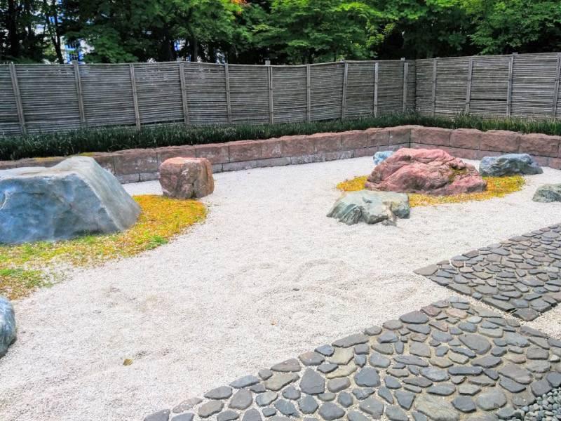 中島公園 日本庭園園内14