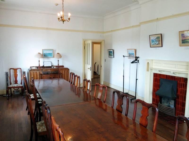 函館市旧イギリス領事館 第1研修室2