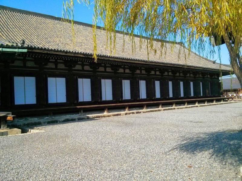 蓮華王院 三十三間堂4