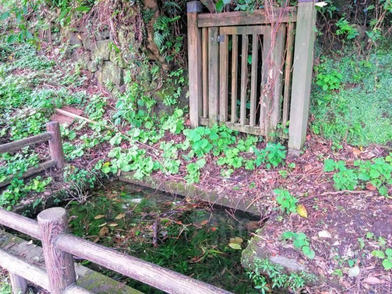東福寺城跡2水取手