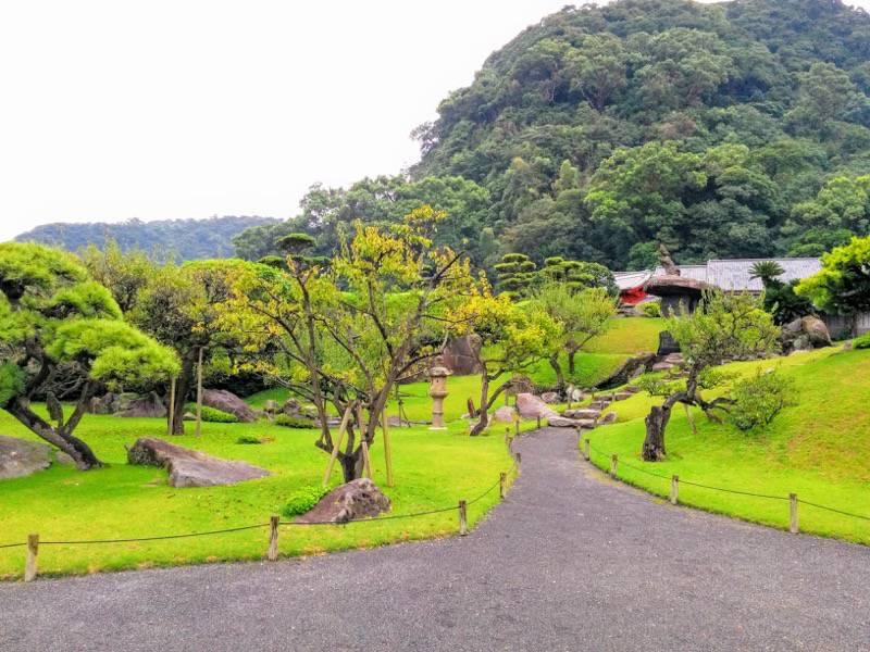 仙巌園 庭園3