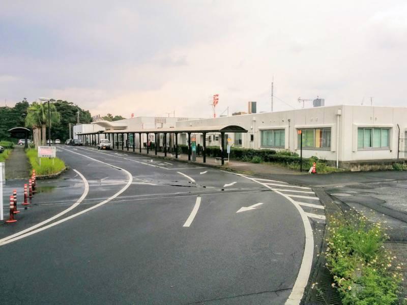 屋久島空港 外観