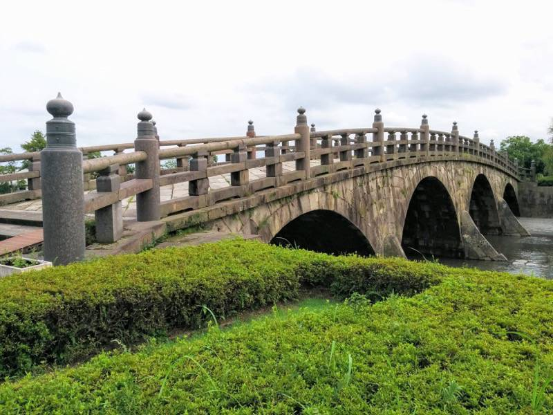 石橋記念公園 西田橋8