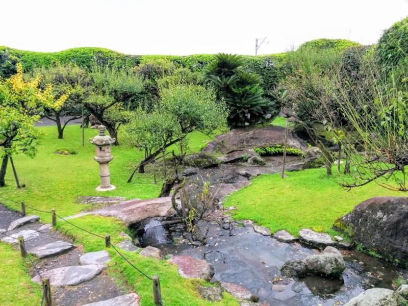仙巌園 庭園4