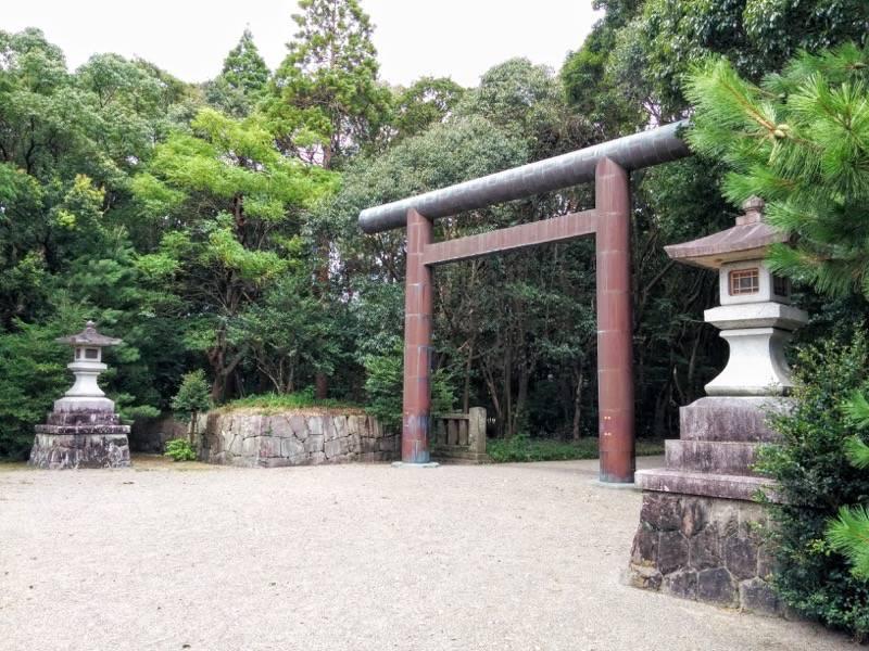 宮崎神宮 参道入口