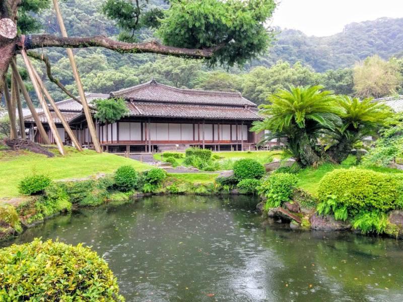 仙巌園 御殿1