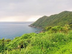屋久島−東シナ海展望所